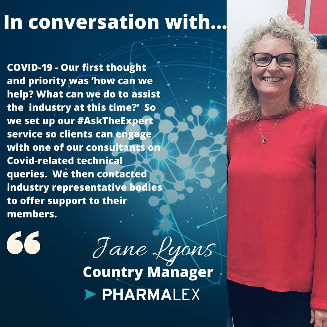 jane lyons country manager pharamlex